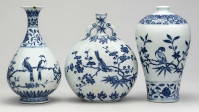Чем славятся китайские вазы