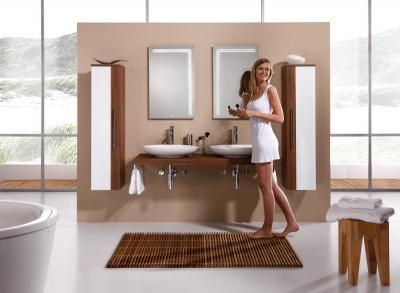 Ванная комната с мебелью artiqua