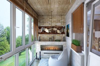 Архитектурные решения балконов лоджий