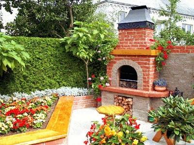 Постройка дачного дома с печкой