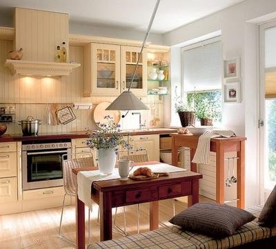 Дизайнерский декор кухни для уюта