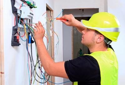 Строительные электромонтажные работы