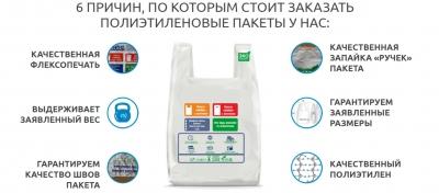 Качественные пакеты с логотипом