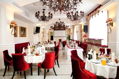 Краткий обзор лучших ресторанов города Москва