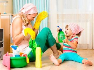 Спа-уборка в домашних условиях