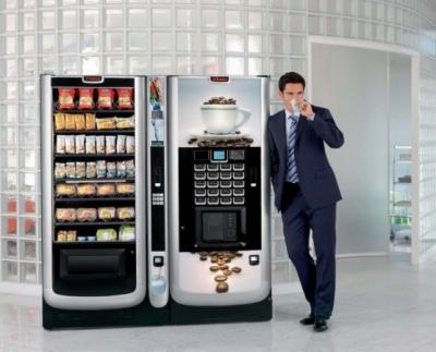 Какие бывают кофейные автоматы