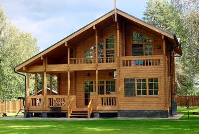 Дачный домик - мечта городского жителя