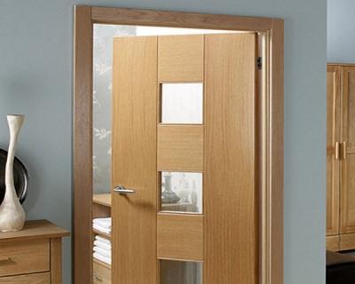 Ламинированные двери являются наиболее популярными у общества