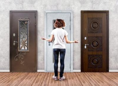 Какую входную дверь выбрать