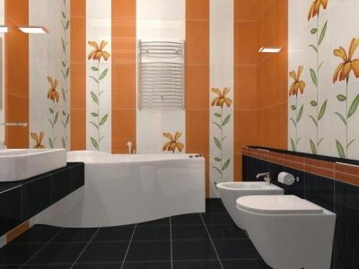 Плитка для ванной какую выбрать
