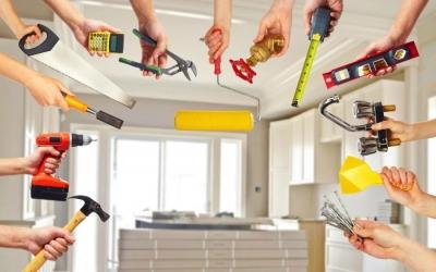 Какие материалы для отделки и ремонта есть