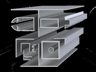 В чем преимущества алюминиевого профиля?