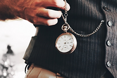 Как делают часы