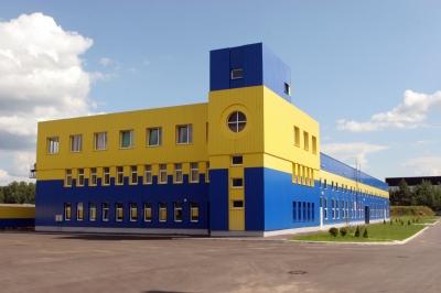 Быстровозводимые здания из легких металлоконструкций