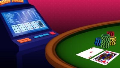 Играть в онлайн видеопокер