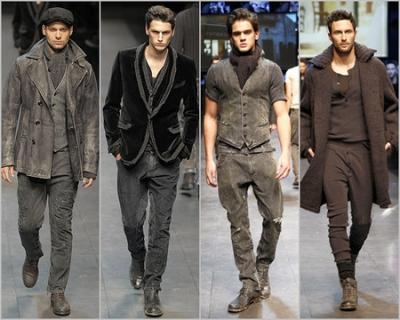 Брендовая одежда для мужчин
