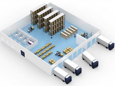 Принципы проектирования складов и распределительных центров