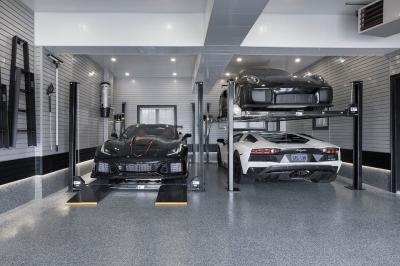 Гараж для роскошных автомобилей