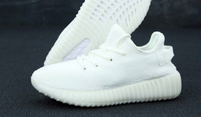 Кроссовки Adidas originals yeezy boost 350 v2 triple white