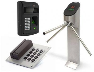 Функции системы контроля доступа